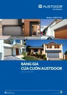 Bảng giá cửa cuốn Austdoor 2021 (Tháng 05.2021)